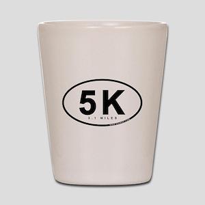 3.1 Run Shot Glass