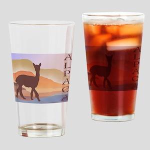 Mountain Mirage Alpaca Pint Glass