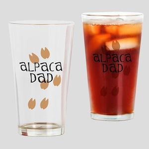 Alpaca Dad Pint Glass