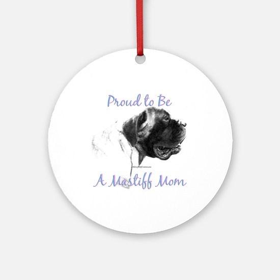Mastiff 167 Ornament (Round)