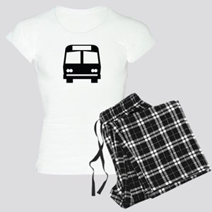 Bus Stop Image Women's Light Pajamas