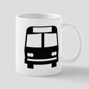 Bus Stop Image Mug