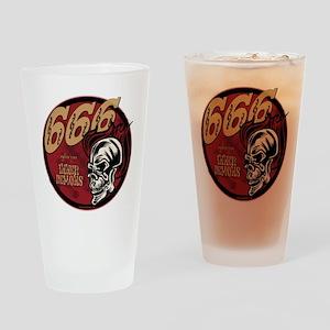666 Pint Glass
