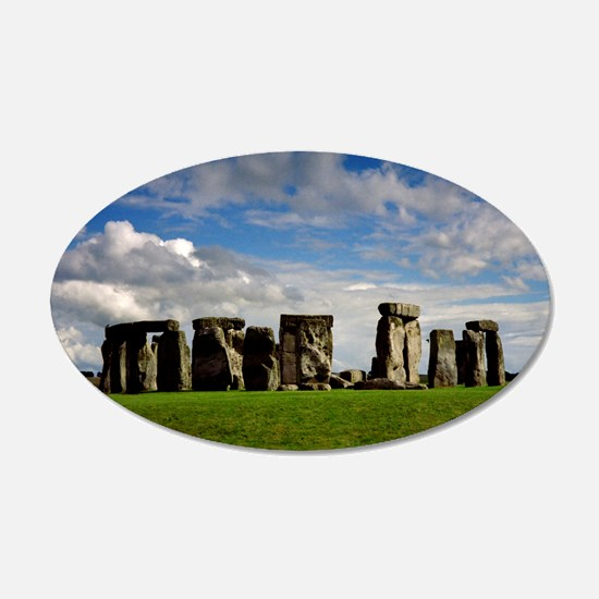 Stonehenge Wall Decal