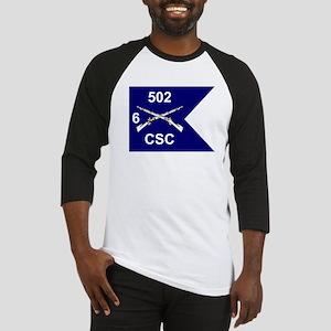 CSC 6/502nd Baseball Jersey