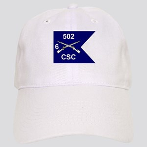 CSC 6/502nd Cap
