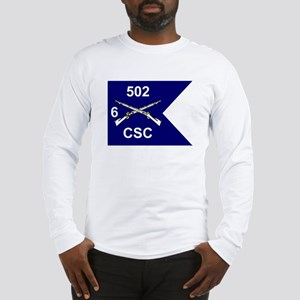 CSC 6/502nd Long Sleeve T-Shirt