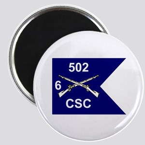 CSC 6/502nd Magnet
