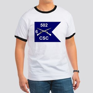 CSC 6/502nd Ringer T
