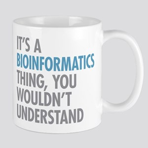 Bioinformatics Mugs