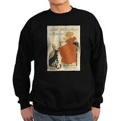 Pure Milk 1894 Poster Sweatshirt (dark)