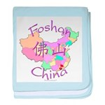 Foshan China baby blanket