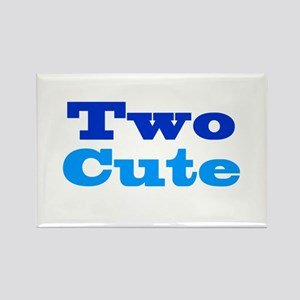 Two Cute Rectangle Magnet
