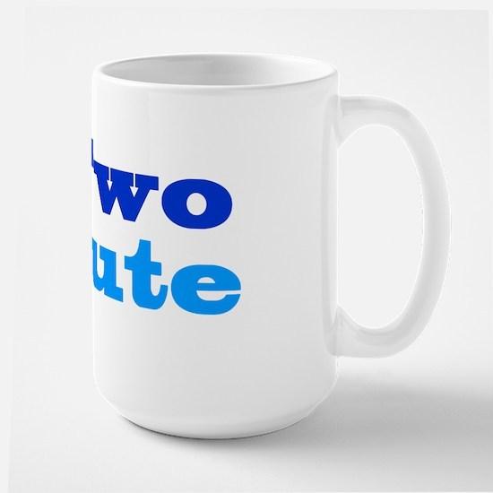 Two Cute Large Mug