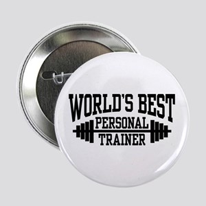 "Personal Trainer 2.25"" Button"
