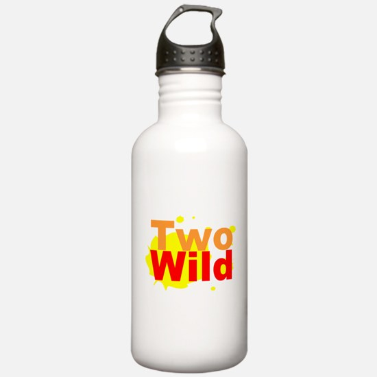 Two Wild Water Bottle