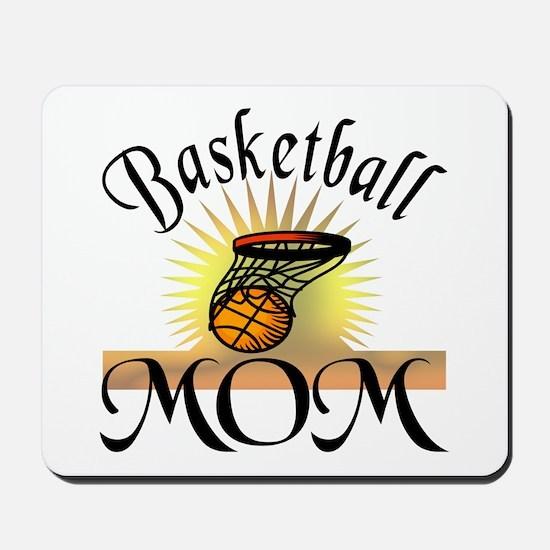 Basketball Mom Mousepad