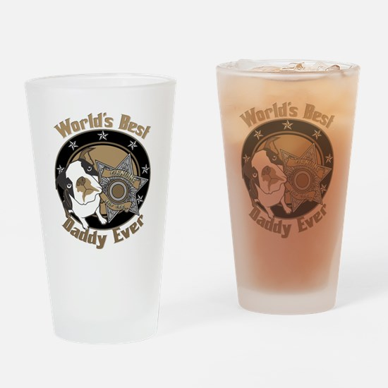 Top Dog Daddy Pint Glass