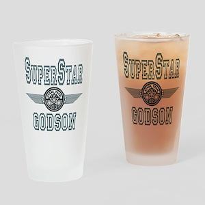 Superstar Godson Pint Glass