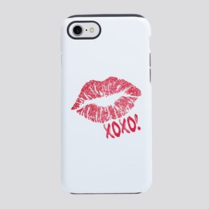 Glitter Kiss Sparkling Lips Se iPhone 7 Tough Case