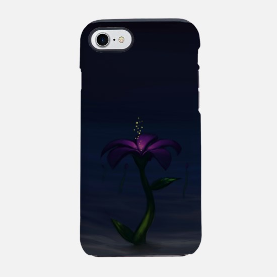 Watercolor Painting Flower Art iPhone 7 Tough Case