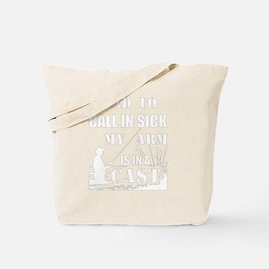 Unique Had Tote Bag