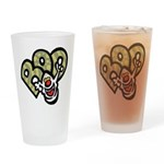 Ghost Pint Glass