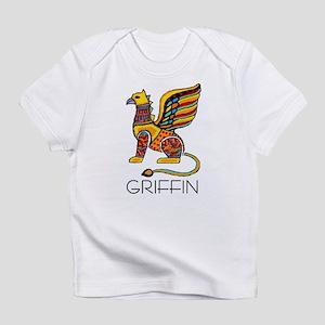 Colorful Griffin Infant T-Shirt