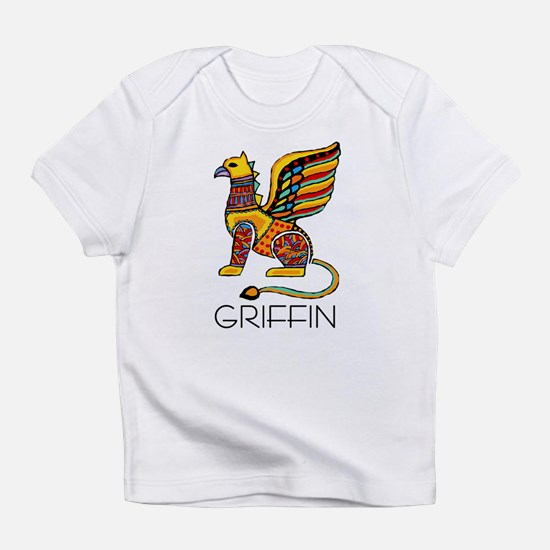 Colorful Griffin Infant T-Shirt