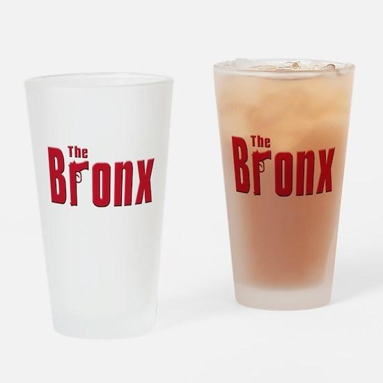 The Bronx,New York Pint Glass