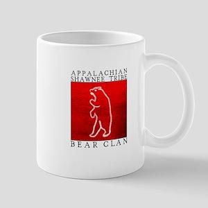 Bear Clan Red Mug