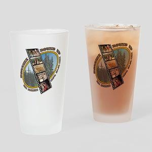BONANZA ROUND UP Pint Glass
