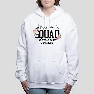 CUSTOM Squad Member Flower Sweatshirt