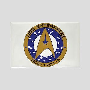 Enterprise 1701-A Rectangle Magnet (10 pack)