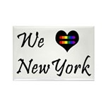 New York Pride Rectangle Magnet (100 pack)