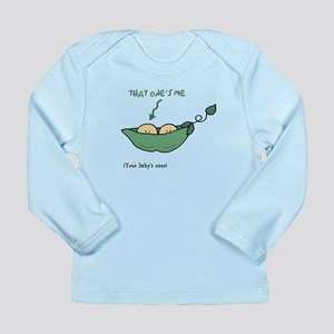 Long Sleeve Infant T-Shirt Customizable (L)