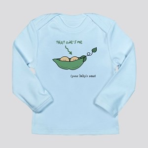 Long Sleeve Infant T-Shirt Customizable (R)