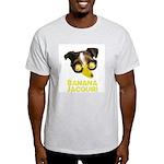 Banana Jacquiri Ash Grey T-Shirt
