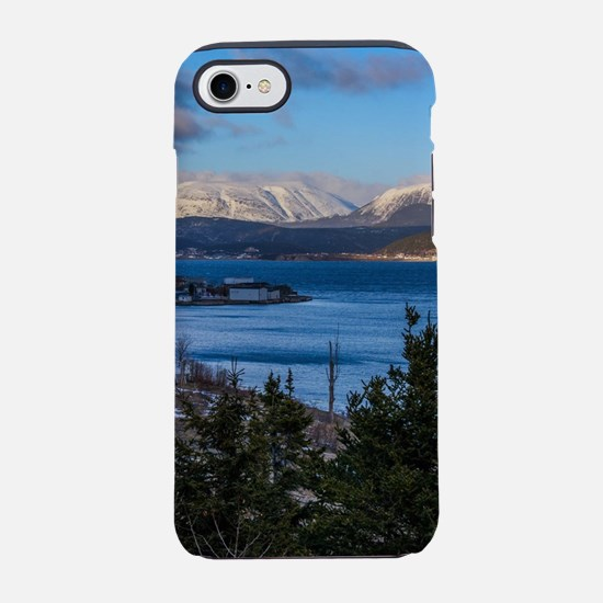 The Tablelands  iPhone 7 Tough Case
