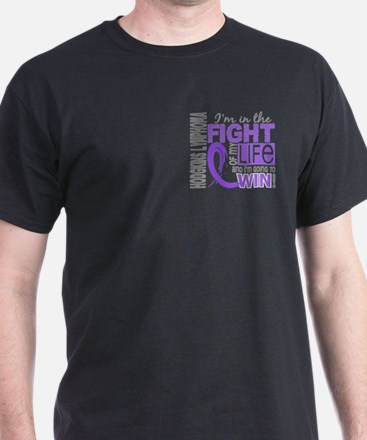 Fight Of My Life Hodgkin's Lymphoma T-Shirt