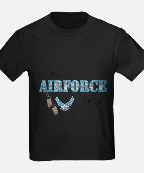 Proud Air Force Wife T