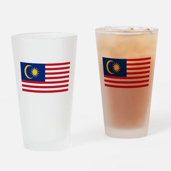 Malaysia Pint Glass