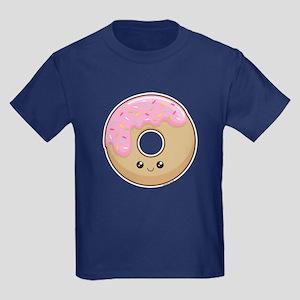 Donut! Kids Dark T-Shirt