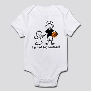 Big Brother - Stick Character Infant Bodysuit