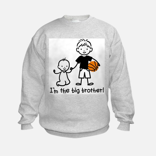 Big Brother - Stick Character Sweatshirt