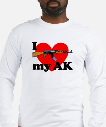 Love my AK Long Sleeve T-Shirt