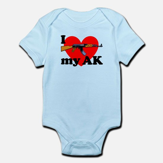 Love my AK Infant Bodysuit
