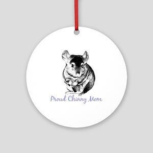 Chin 6 Ornament (Round)