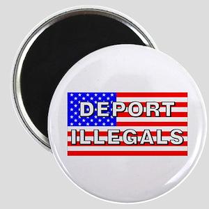Deport Illegals Magnet