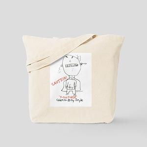 ChemoBoy Tote Bag